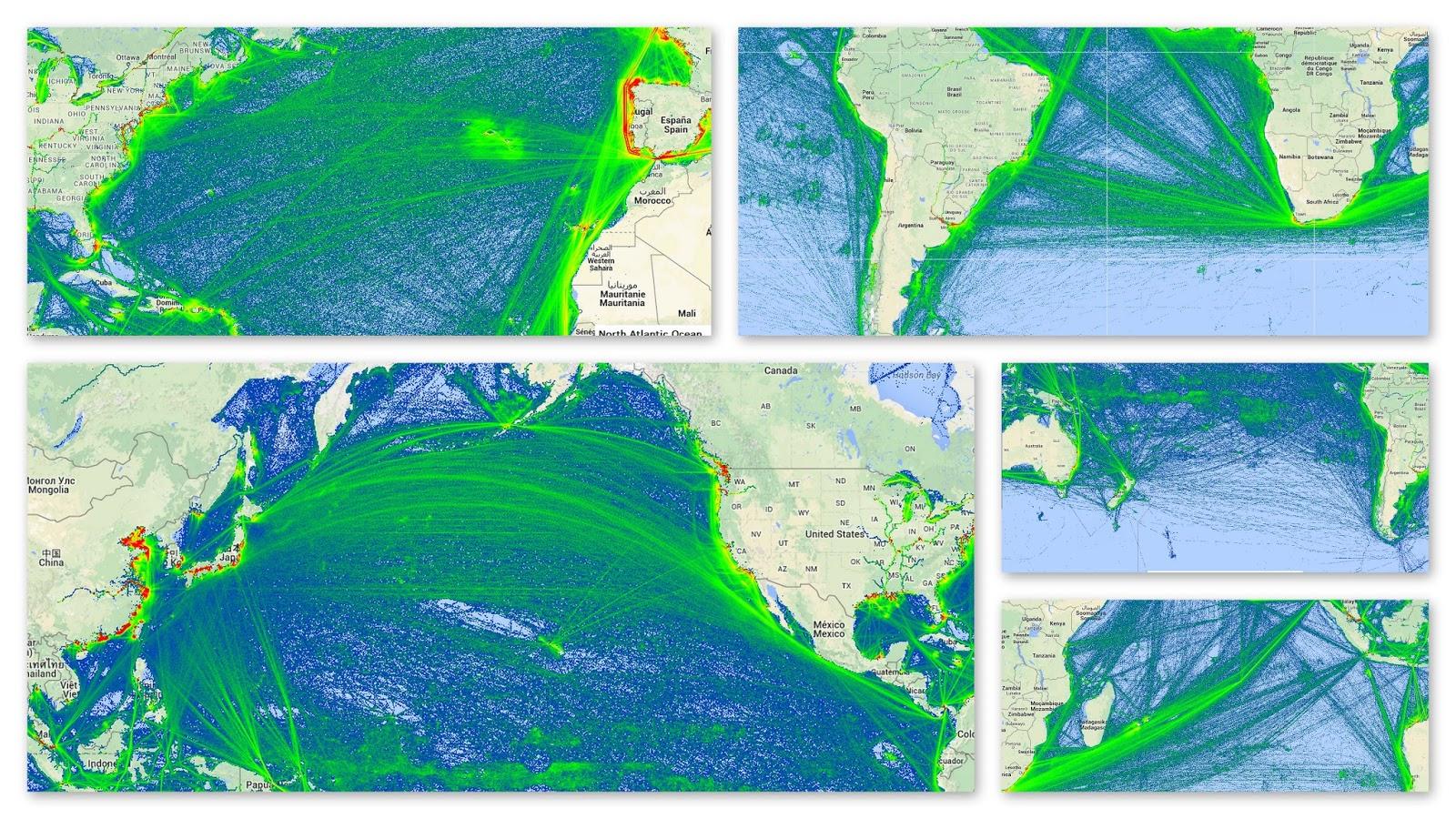 Oceans Traffic