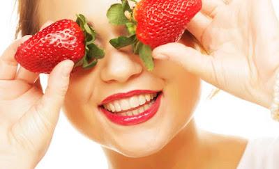 Kulit Cerah Dan Cantik Dengan Masker Strowberry