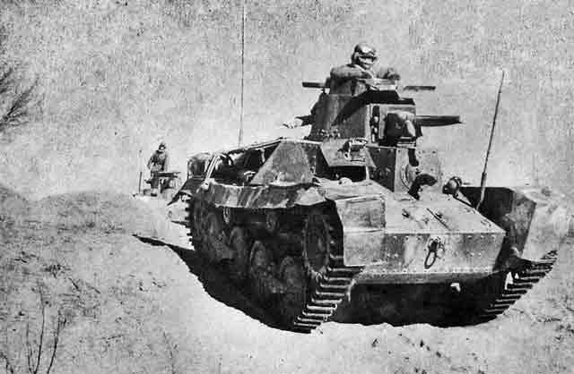 Japanese Type 95 Ha-Go Tank of the Kwantung Army, 21 September 1941 worldwartwo.filminspector.com
