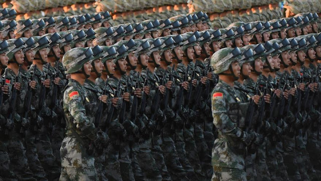 China ofrece formar al Ejército sirio y reforzar vínculo militar
