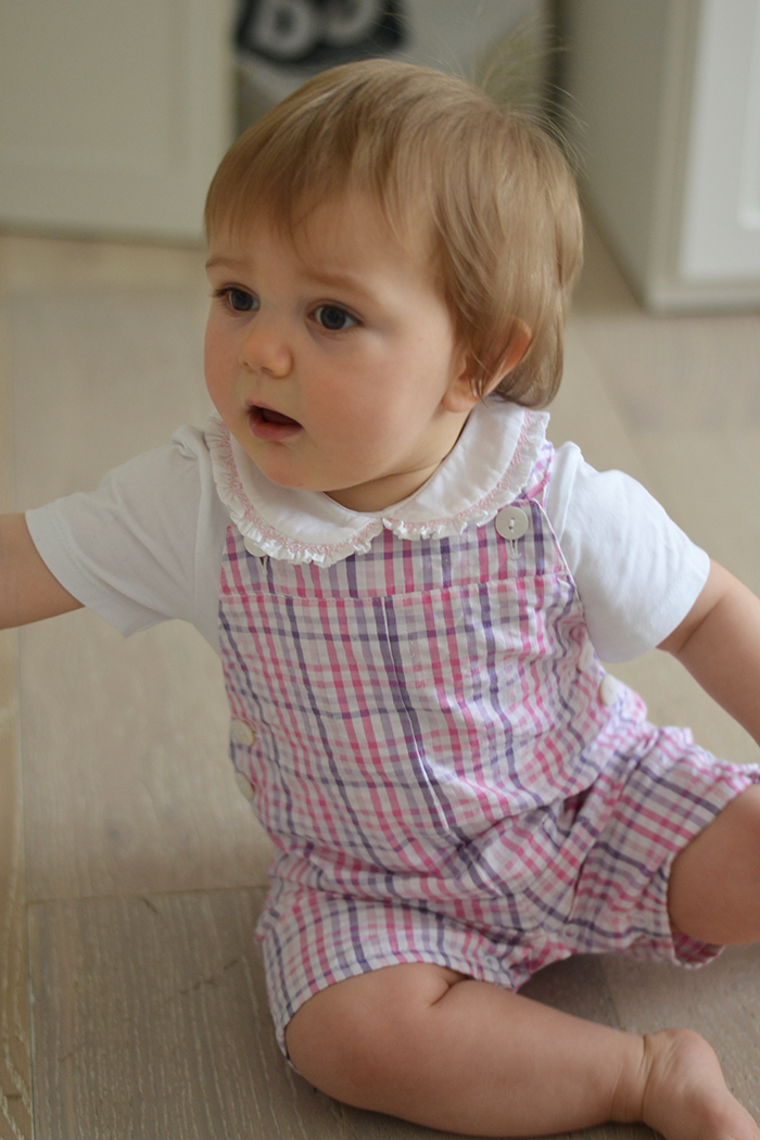 baby flaminia outfit