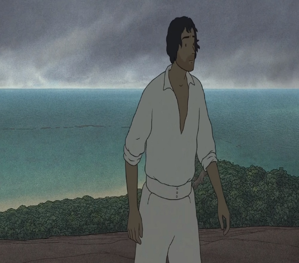 Old Neko The Red Turtle 2016 Film Review
