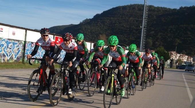 El Río Miera - Cantabria Deporte élite y Sub23 disputará este fin de semana el Tour Charente - Maritime