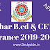 How to Apply B.ed Entrance Exam Bihar 2019 (Complete Details)