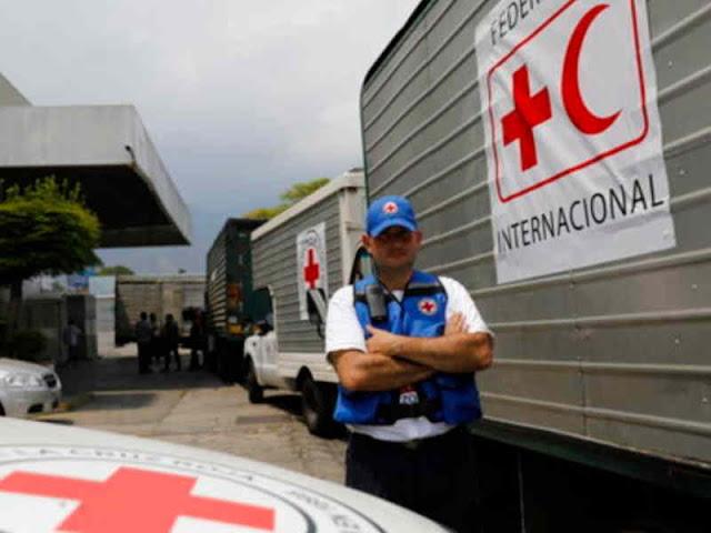 Bantuan Kemanusiaan Pertama dari Palang Merah Internasional Tiba di Venezuela