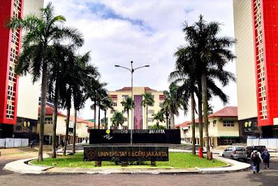 Universitas Negeri Jakarta – Daftar Fakultas dan Progrma Studi