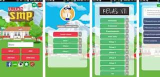 Aplikasi ujian sekolah online untuk SMP dan SMA