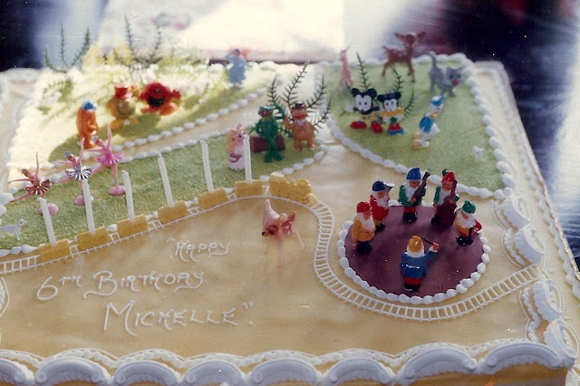 My 6th Birthday Party