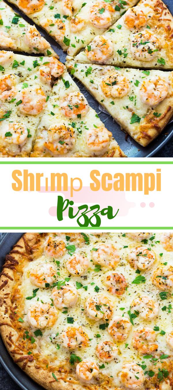 Shrіmр Scampi Pizza