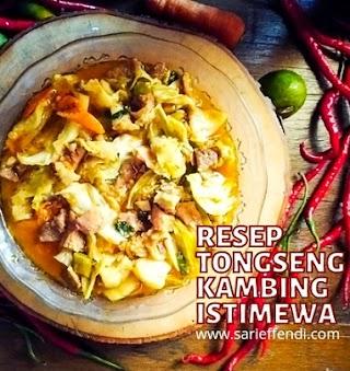 Resep Tongseng Kambing , Masakan Olahan Daging Kala Idul Adha