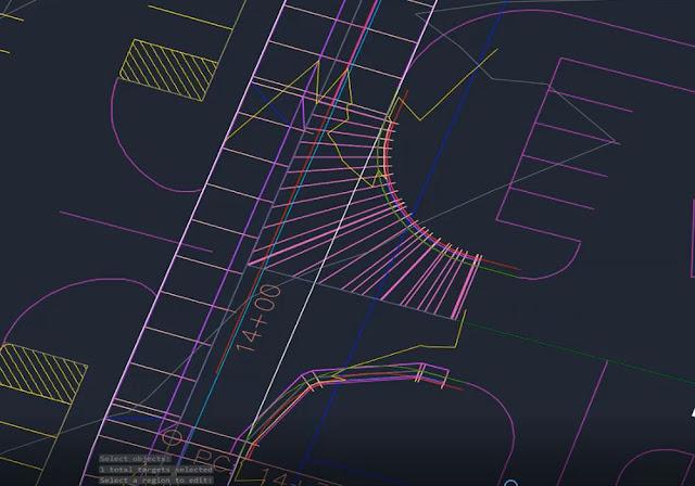 Rebuilding a corridor in Autodesk Civil 3D