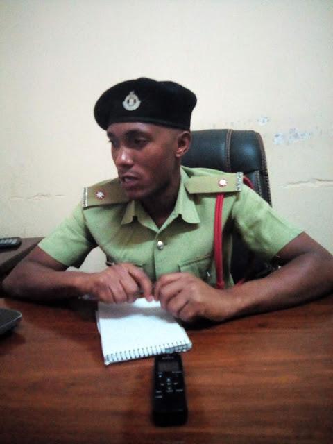 Jeshi la Polisi mkoani Kigoma latoa tahadhari kwa wananchi wanao piga simu kutoa taarifa za uongo za matukio ya Moto