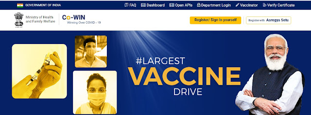 How to Download Covid Vaccination Certificate @ www.cowin.gov.in