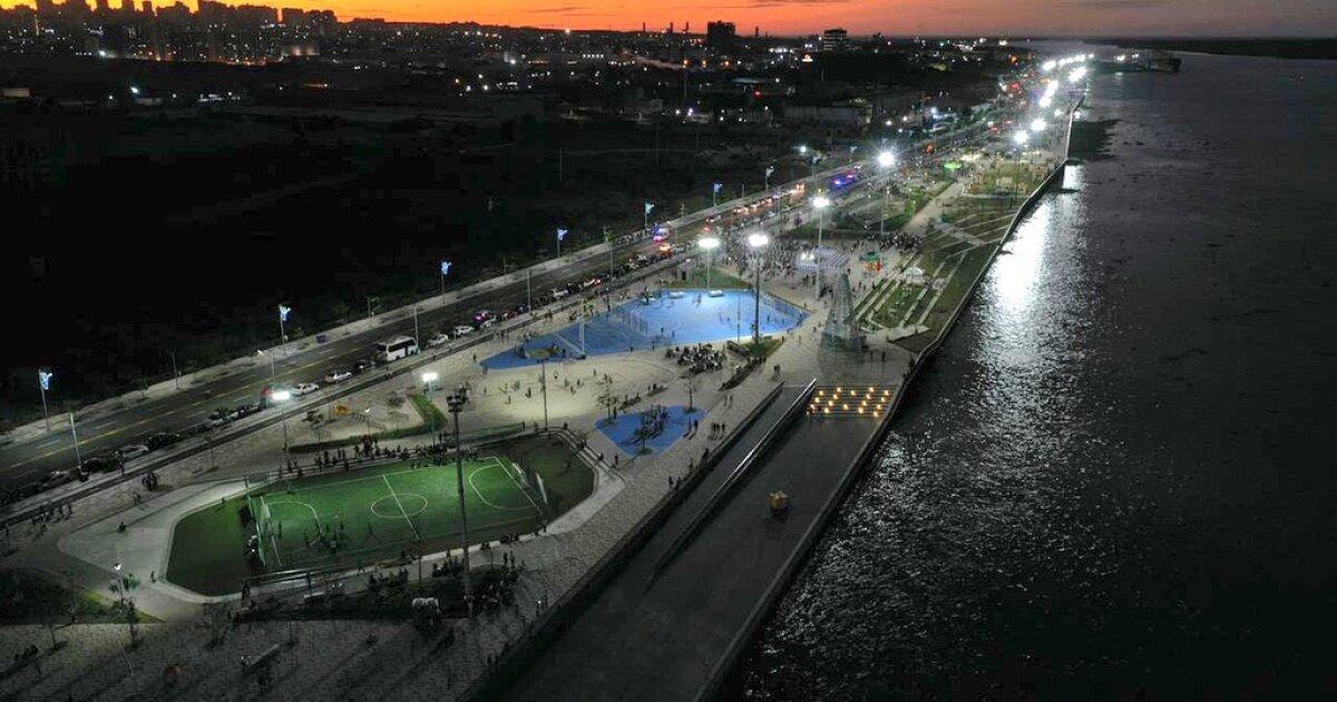 Los mejores parques de la ciudad de Barranquilla