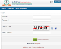 eFiling_Website_Login