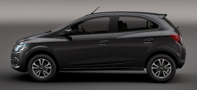 Chevrolet Onix fecha 2015 como carro mais vendido do Brasil