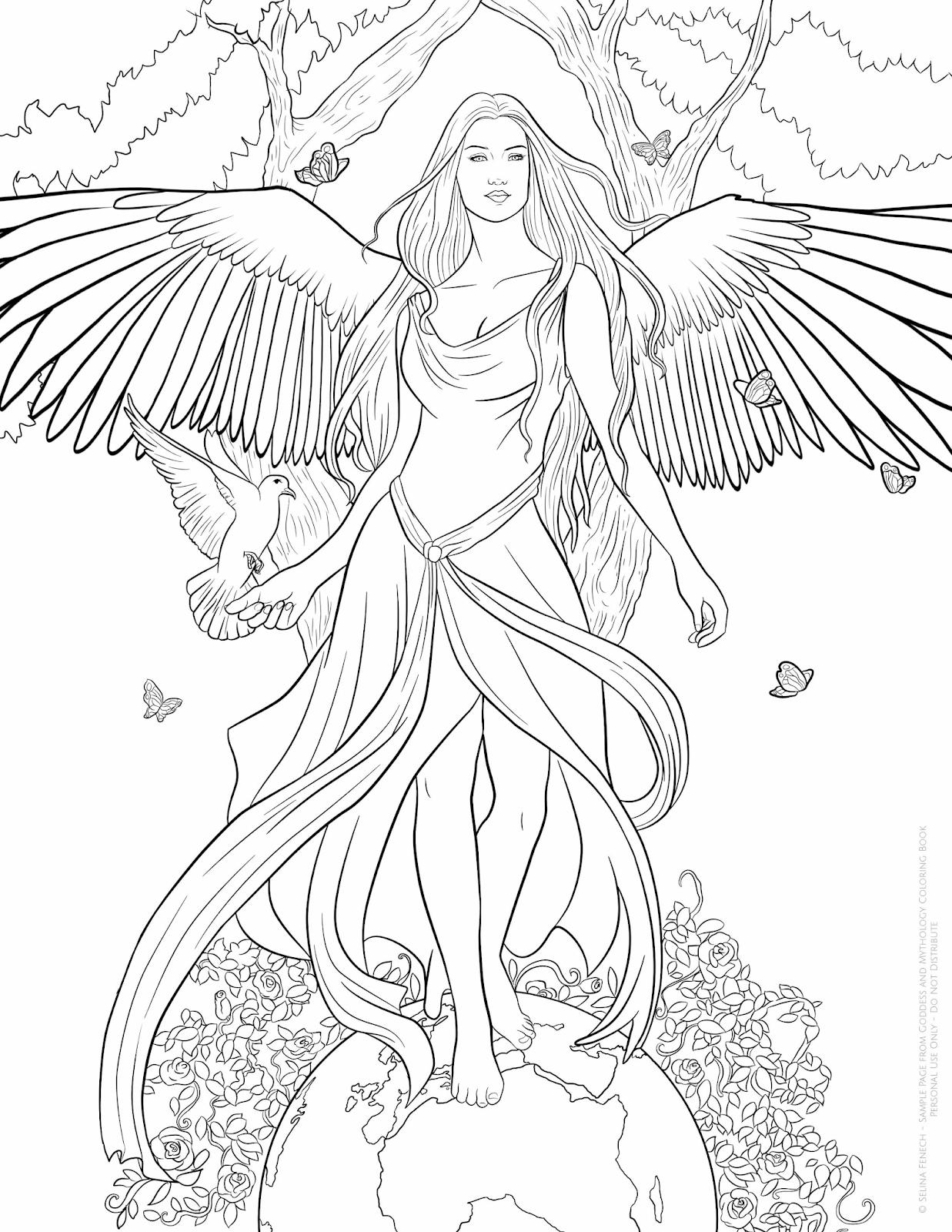 Schutzengel Engel Malen Stein