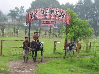Daftar Tempat Pariwisata Rekreasi di Lembang Bandung