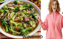 Resep Sayuran Brokoli Cah Sapi Yang Enak Dan Sedap