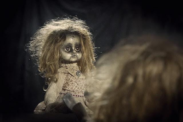 cute doll wallpaper