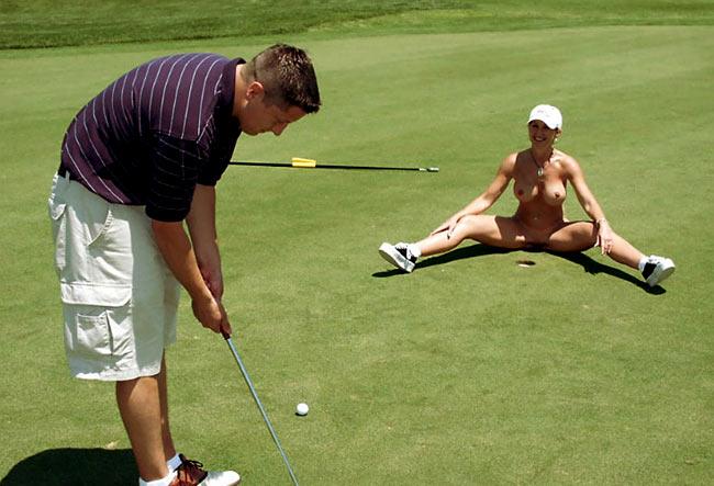 Nude Golf Sexe 28