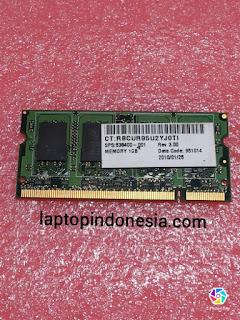 Jual MEMORI 1GB - DDR2 Bekas