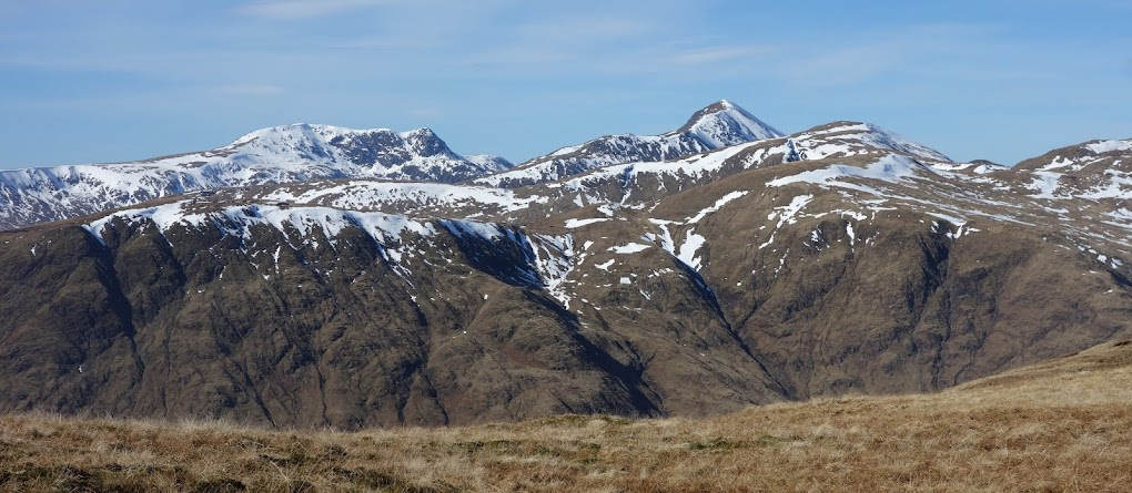 Stuc a' Chroin and Ben Vorich