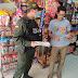 Gaula Guajira realiza Campaña de Prevención Contra Secuestro y Extorsión en Dibulla, Palomino y Mingueo