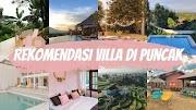16 Rekomendasi Villa Airbnb di Puncak Bogor