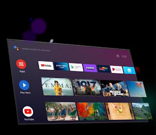 perbedaan smart tv dan android tv