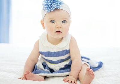 bayi perempuan italia