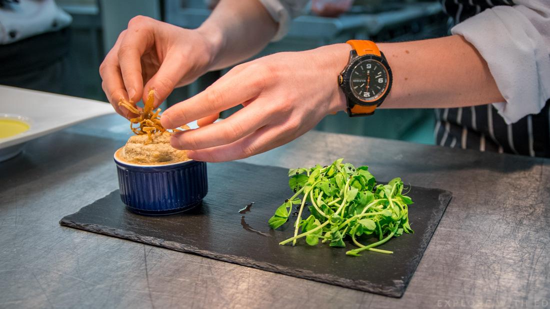 Scholars Restaurant Review at Coleg Y Cymoedd Ystrad Mynach