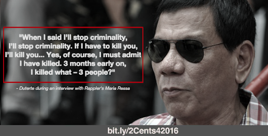 Reflections and Appeal to Supporters of a Duterte Dictatorship ~ Harryleaks