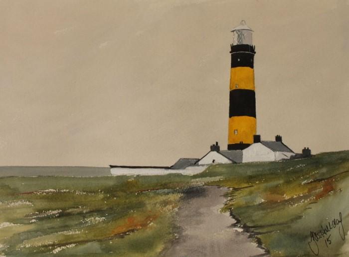 Британский художник. John Halliday 17