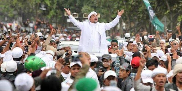 PA 212: Habib Rizieq Karunia Ilahi yang Patut Dibela