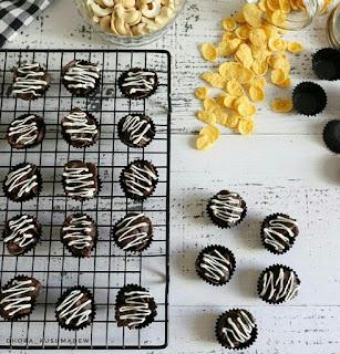 Ide Resep Kue Kering Cornflakes Cokelat Mede