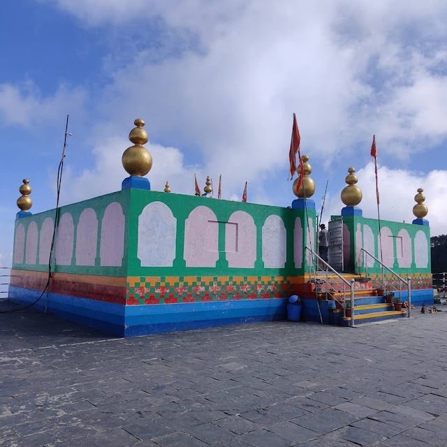 शिकारी देवी मंदिर की जानकारी -Shikari devi temple information in  Hindi