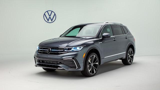 2022 Volkswagen Tiguan Preview