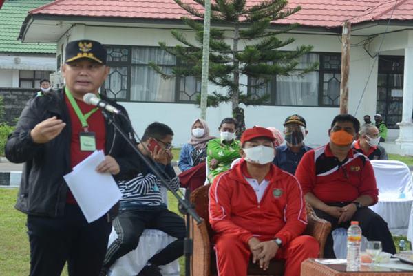 Gubernur Kalteng Harapkan Petani Konsisten Mengelola Sektor Pertanian