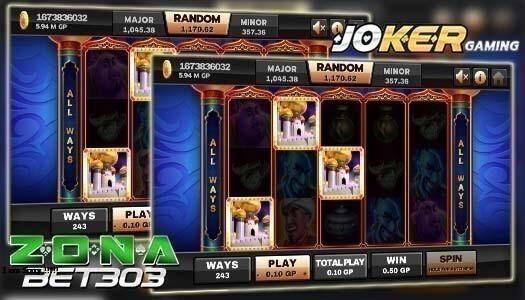 Daftar Game Agen Joker123 Slot Online Terpercaya