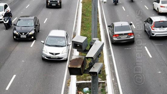 suspende multas fiscalizacao transito videomonitoramento direito