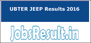 UBTER JEEP Results 2016