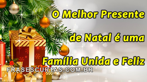 Imagens e Frases de Feliz Natal 2019