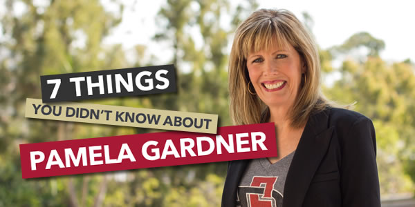 7 Things You Didn't Know About Pamela Gardner