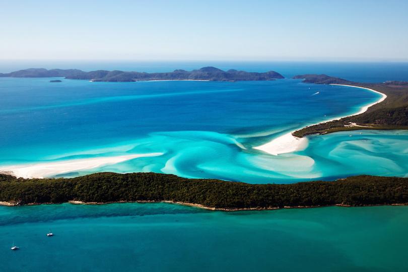 اجمل جزر استراليا