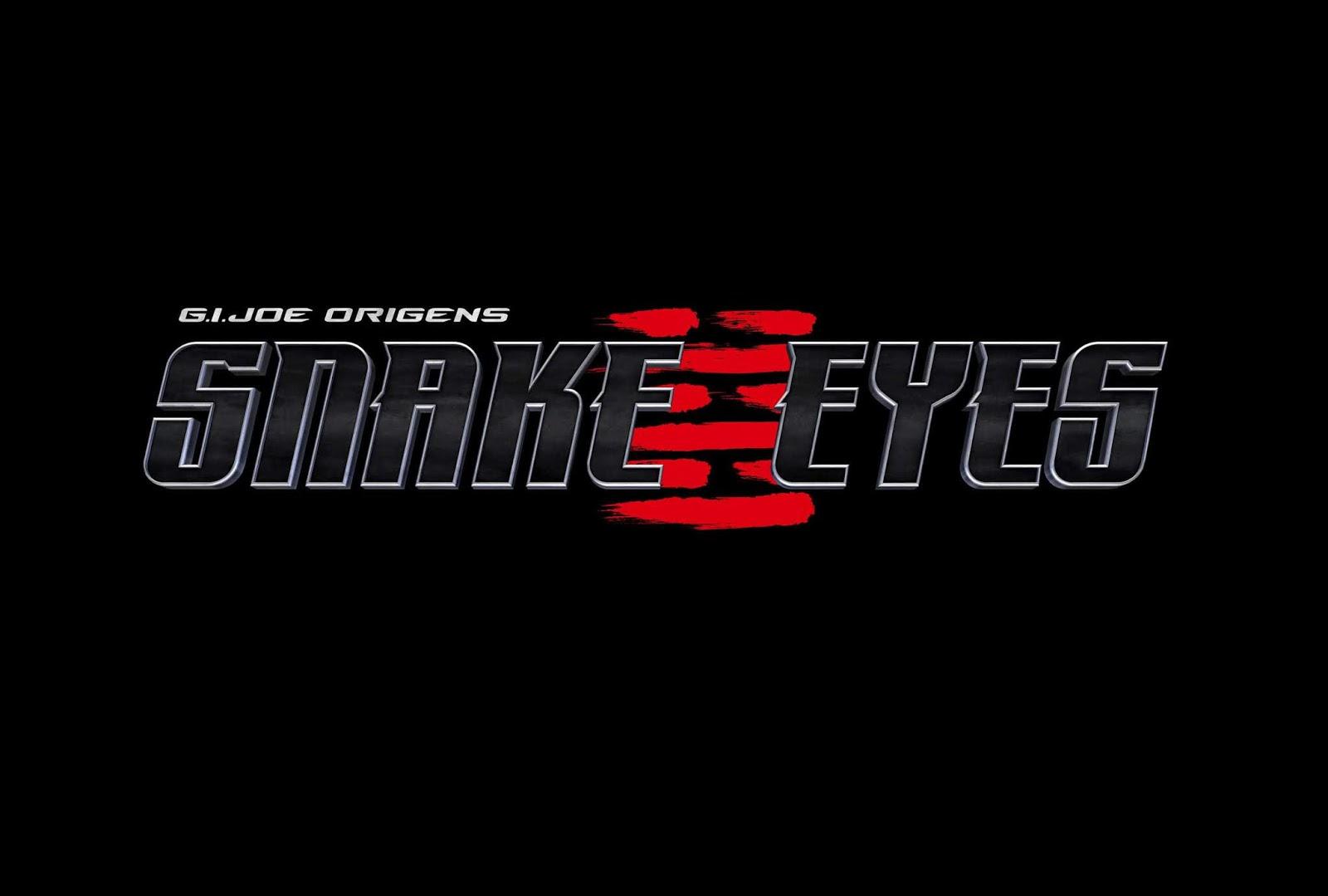 G.I.Joe Origens: Snake Eyes | Filmagens Iniciadas no Japão