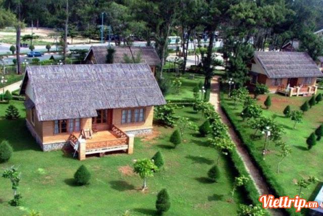 Khu bungalow - intourco resort