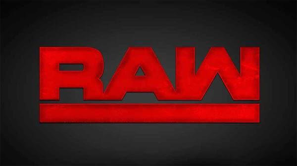 Live broadcast of WWE Raw January 11, 2021