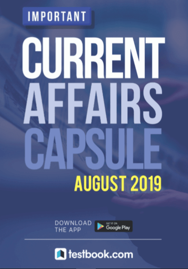 Testbook-Current-Affairs-August-2019-For-All-Competitive-Exam-PDF-Book