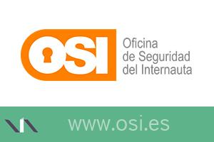 Oficina de Seguridad del Internauta, web con información y asesoramiento relativo a seguridad online